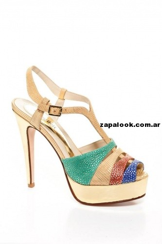 zapatos de fiesta THE BAG BELT verano 2014