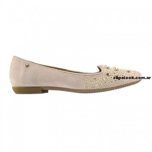 balerina gamuzada crudo  Hush Puppies 2014