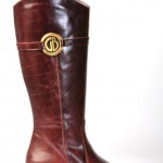 bota de montar marron estilo texana Green and Black invierno 2014