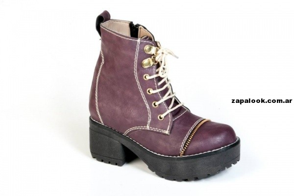 bota acordonada NEXT FASHION invierno 2014