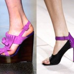 Tendencias de Calzado primavera verano 2015