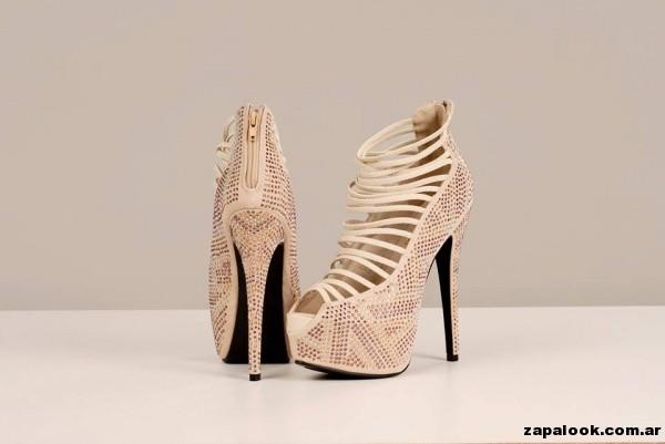 Zapatos taco alto Tivoglio Bene primavera verano 2015