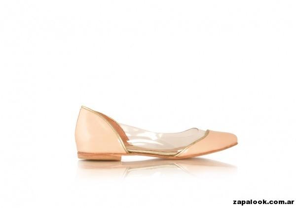 balerinas rosadas G valdez primavera verano 2015