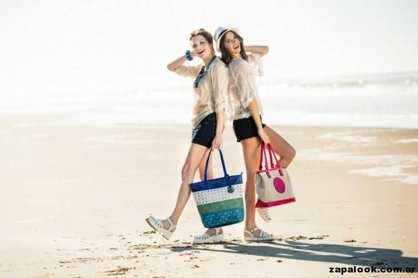 bolsos para playa  XL extra Large primavera verano 2015