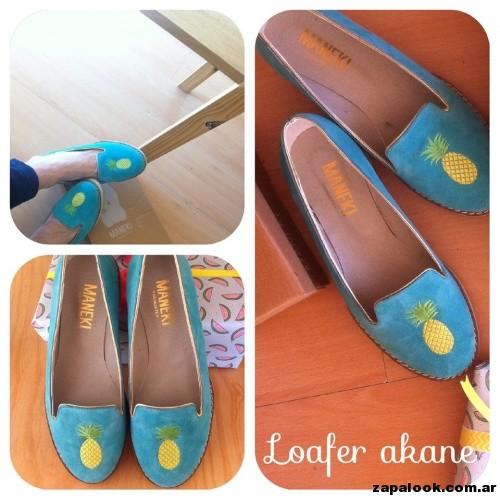 zapatos tropicales Alfonsina Fal primavera verano 2015