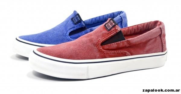 John Foos Verano 2015 , 170 dye rojo y azul