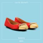 Carla Danelli primavera verano 2015 – carteras y balerinas