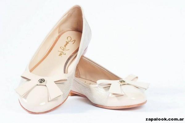 balerinas doradas Saverio Di Ricci verano 2015