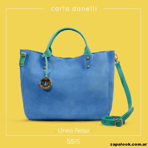 bolso grande - Carla danelli verano 2015