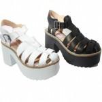 Sandalia franciscanas – calzados Tops primavera verano 2015