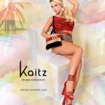 sandalias altas rojas calzado kaitz primavera verano 2015