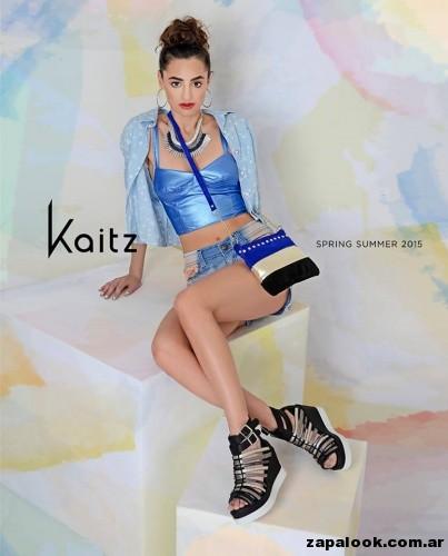 sandalias multiples tiras calzado kaitz primavera verano 2015