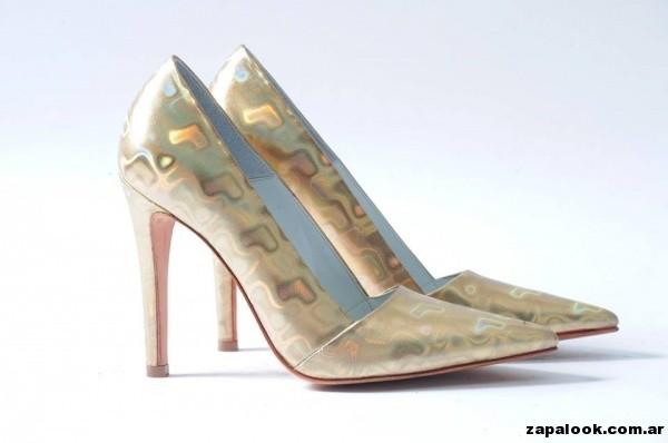 stilettos tornasolados Saverio Di Ricci verano 2015