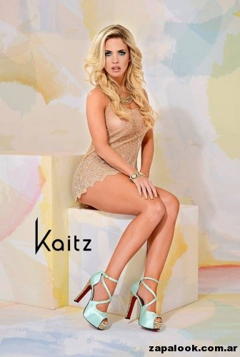zapatos para fiestas verde menta calzado kaitz primavera verano 2015