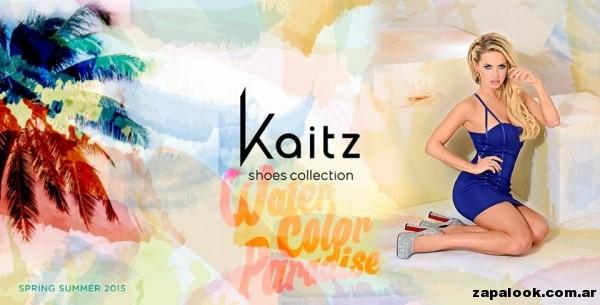 zapatos plateados calzado kaitz primavera verano 2015