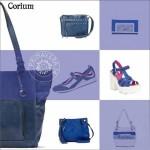 Corium – carteras y zapatos de primavera verano 2015