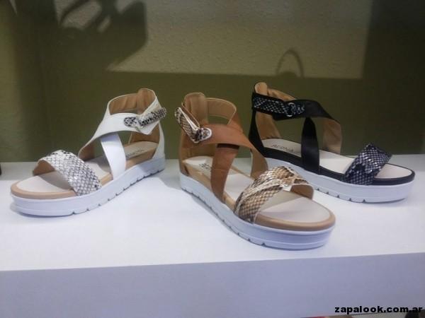 sandalias chatitas berna primavera verano 2015