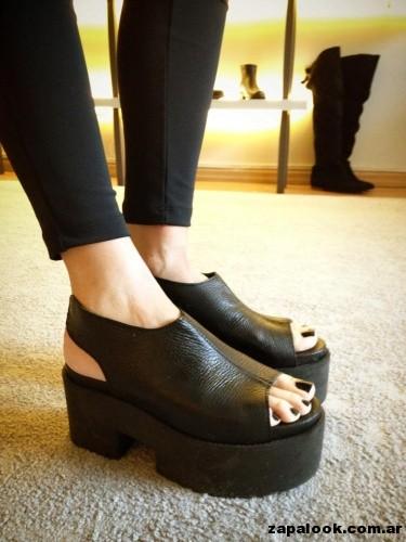 zapatos negros - Chao Shoes primavera verano 2015