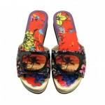 Puro primavera verano 2015 – Zapatillas, sandalias y bolsos