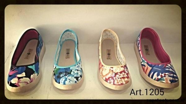 balerinas estampadas Lauretta zapatos verano 2015