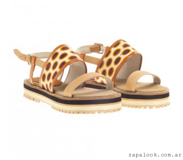 chatitas tonos marrones Le Loup Shoes verano 2015