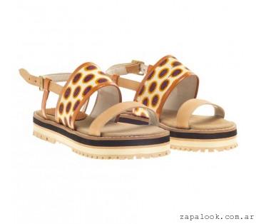 chatitas tonos marrones Le Loup Shoes verano 2015