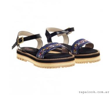 chatitas una tira Le Loup Shoes verano 2015
