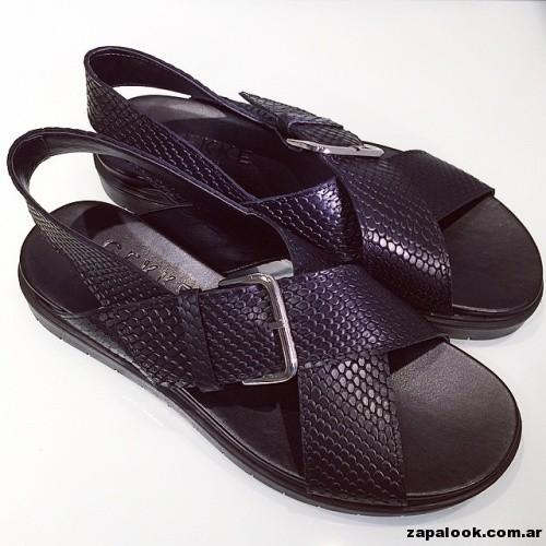 sandalias cruzadas Gekke verano 2015