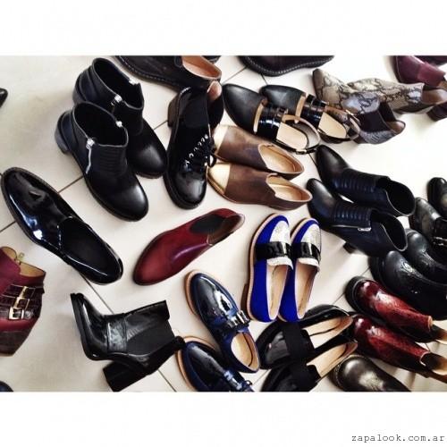 mocasines y botinetas de Cestfini Zapatos invierno 2015