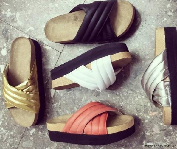 sandalias cruzadas - Calzados Gula verano 2015