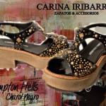 Sandalias de Carina Iribarren para el verano 2015