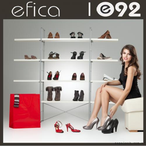 Efica 92 - exposicion de calzados argentinos otoño invierno 2015