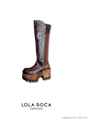 59211135ca4 botas lola roca 2014