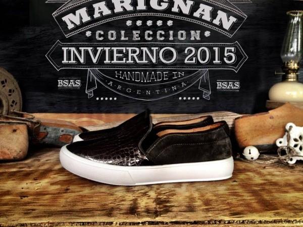 panchas negras Marignan en tus pies  invierno 2015