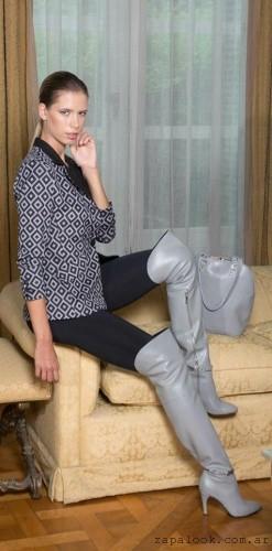 botas bucaneras Silvia Brown invierno 2015