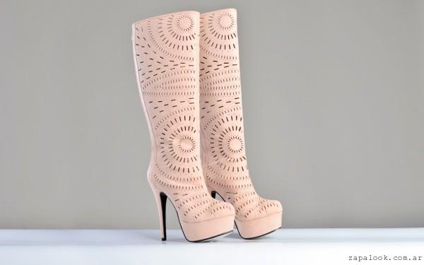 botas bucaneras caladas  Tivoglio Bene invierno 2015