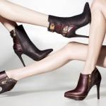 Botas y zapatos – Saverio Di Ricci otoño invierno 2015