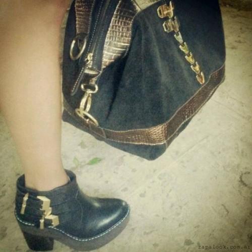botinetas con hebillas The Bag Belt invierno 2015