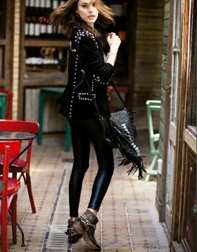 botinetas negras Bendito Pie invierno 2015