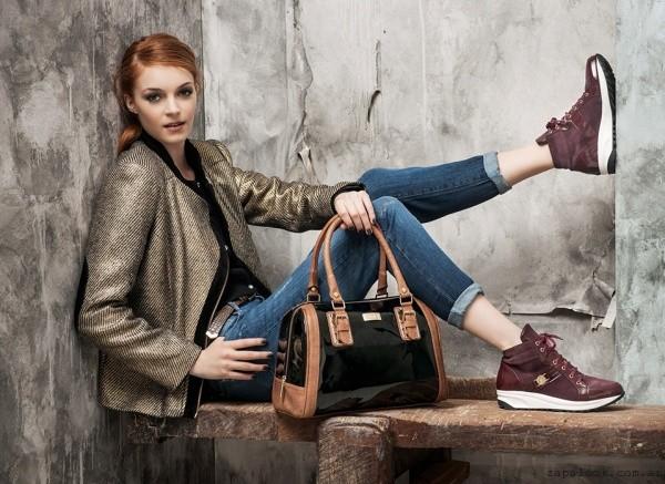 calzado y cartera Blaque invierno 2015