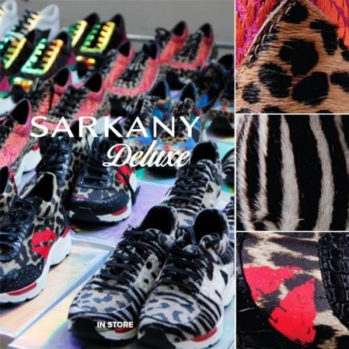 zapatillas cebra reptil leopardo Ricky Sarkany invierno 2015