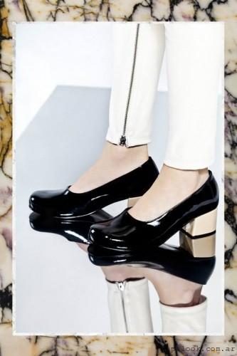 zapatos de charol Mishka invierno 2015