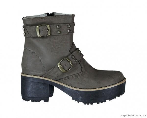 botienta gris - calzados Berna invierno 2015