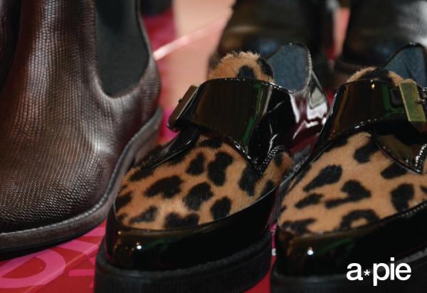 mocasines animal print Zapatos A Pie otoño invierno 2015