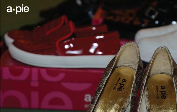 panchas de charol Zapatos A Pie otoño invierno 2015
