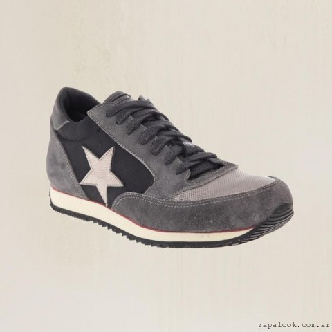 zapatillas de gamuza  - Calzado rapsodia invierno 2015