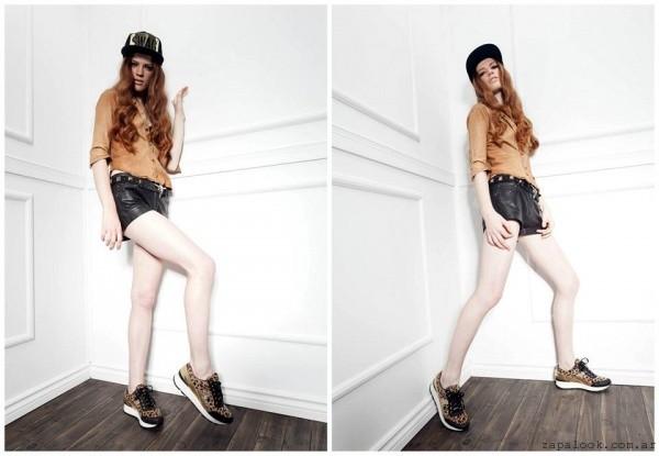 zapatillas urbanas Lady Comfort invierno 2015
