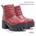 Las Boleras – coleccion de calzados otoño invierno 2015