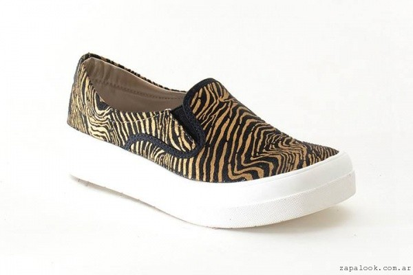 panchas animal print - otoño invierno 2015 Green and Black