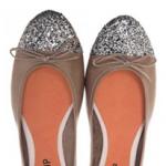 Le Loup – Zapatos con punta de glitter invierno 2015